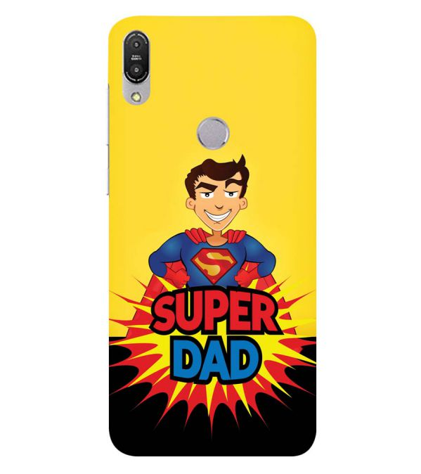 Super Dad Back Cover for Asus Zenfone Max Pro M1