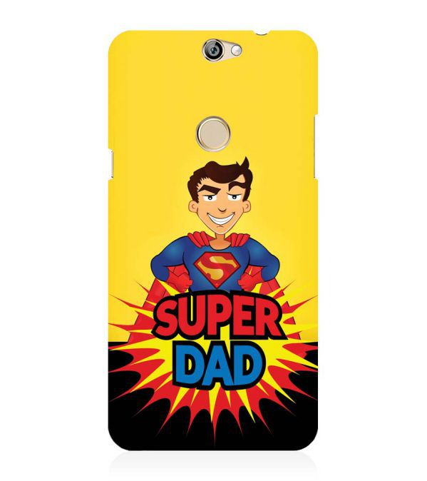 Super Dad Back Cover for Coolpad Max