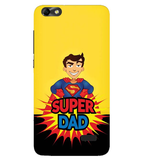 Super Dad Back Cover for Huawei Honor 4C
