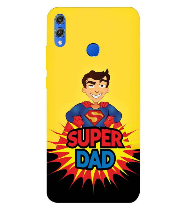 Super Dad Back Cover for Huawei Honor 8X