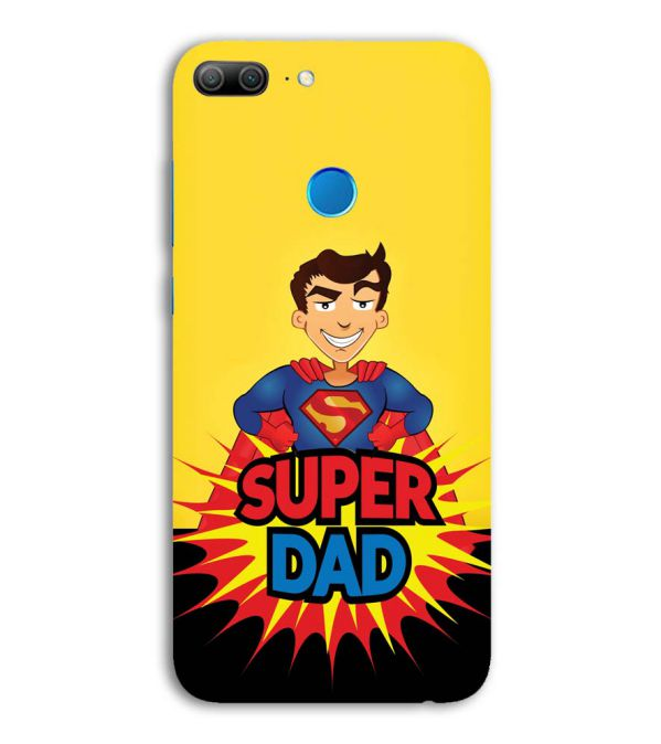 Super Dad Back Cover for Huawei Honor 9 Lite