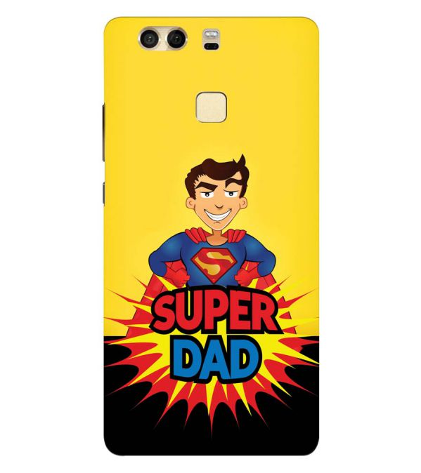 Super Dad Back Cover for Huawei P9