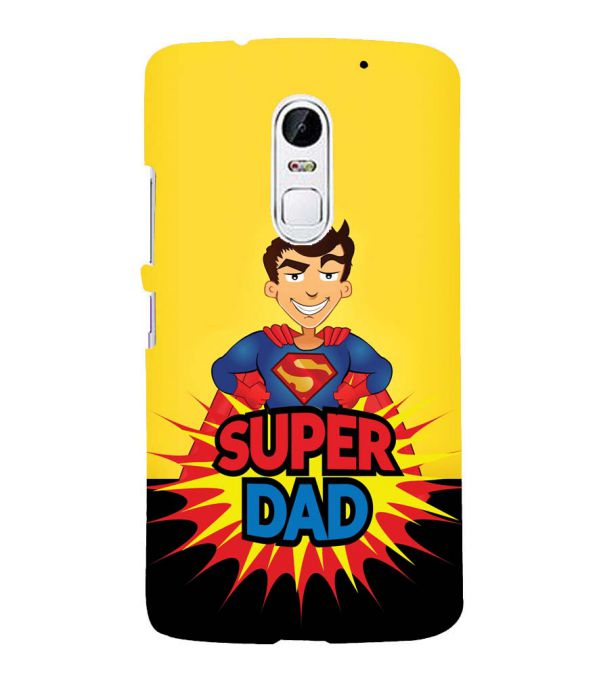 Super Dad Back Cover for Lenovo Vibe X3