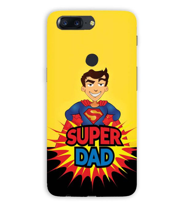 Super Dad Back Cover for OnePlus 5T