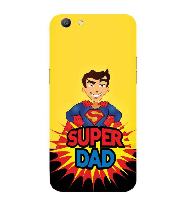 Super Dad Back Cover for Oppo A57 : A39