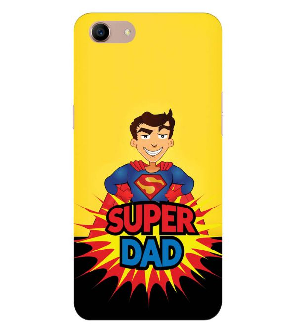 Super Dad Back Cover for Oppo A83