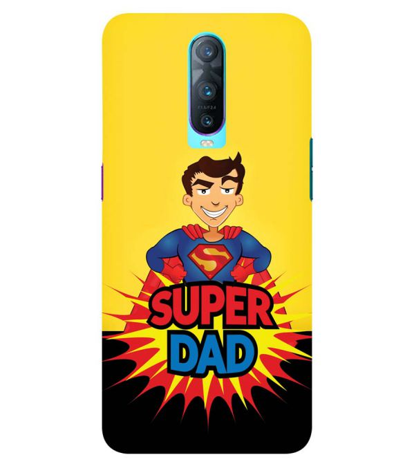 Super Dad Back Cover for Oppo RX17 Pro
