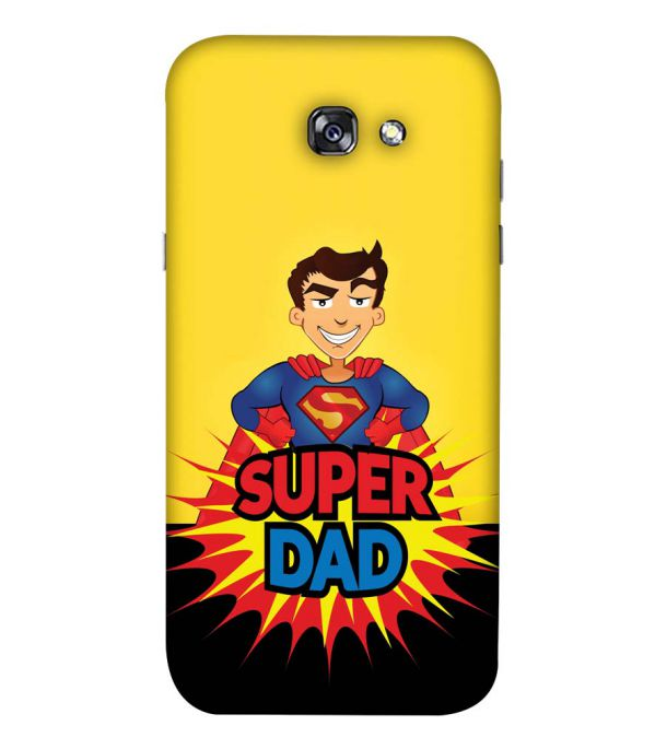 Super Dad Back Cover for Samsung Galaxy A5 (2017)