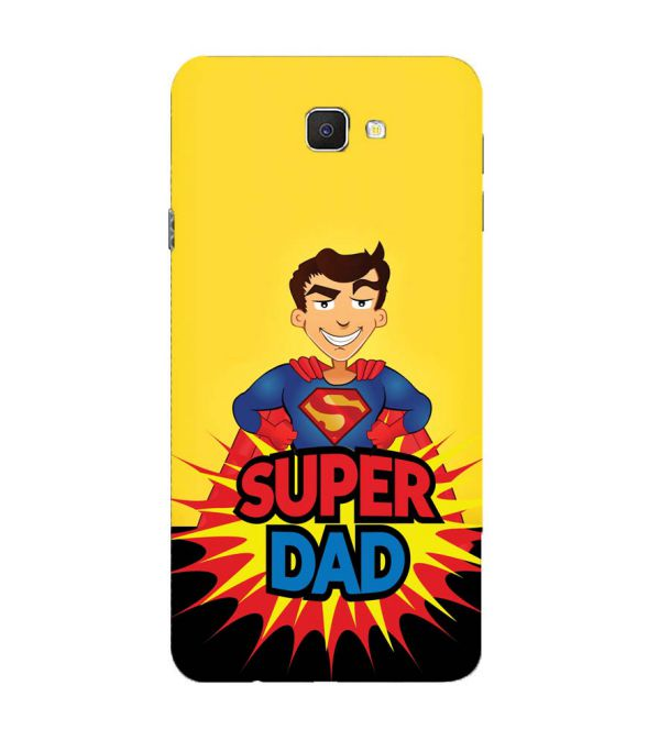 Super Dad Back Cover for Samsung Galaxy C9 Pro