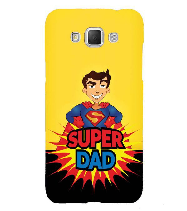 Super Dad Back Cover for Samsung Galaxy Grand Max G720