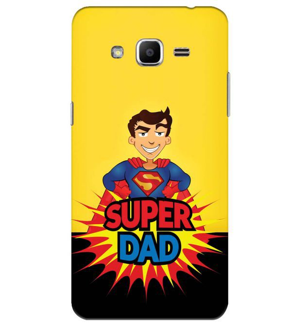Super Dad Back Cover for Samsung Galaxy J2 Ace