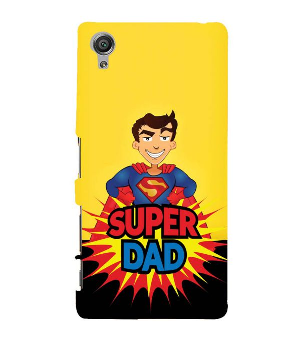 Super Dad Back Cover for Sony Xperia X