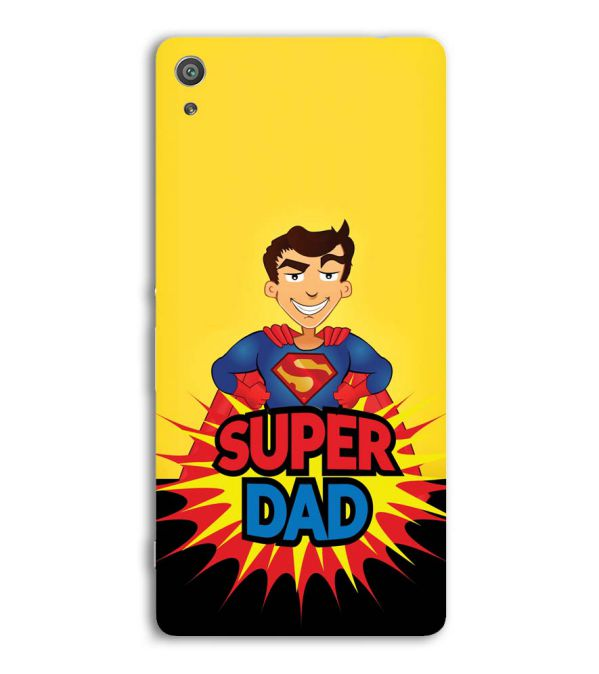 Super Dad Back Cover for Sony Xperia XA Ultra