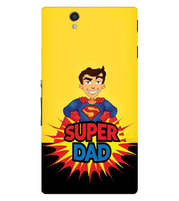 Super Dad Back Cover for Sony Xperia Z