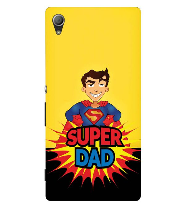 Super Dad Back Cover for Sony Xperia Z3+ and Xperia Z4