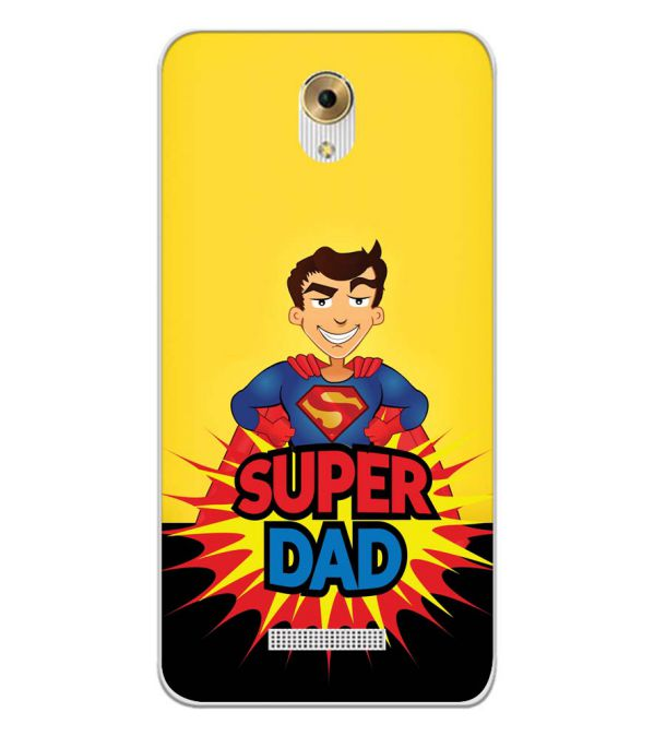 Super Dad Back Cover for Coolpad Mega 5M