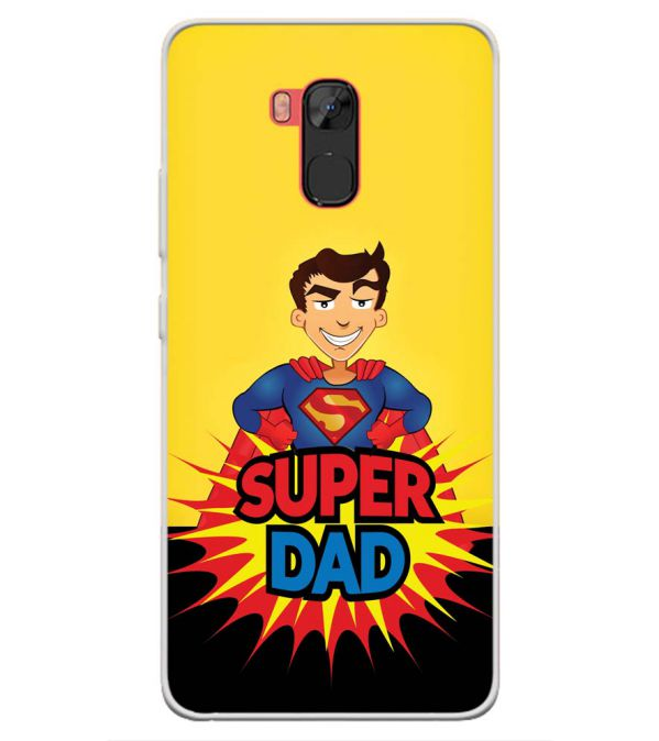 Super Dad Back Cover for Infinix Note 5 Stylus-Image3