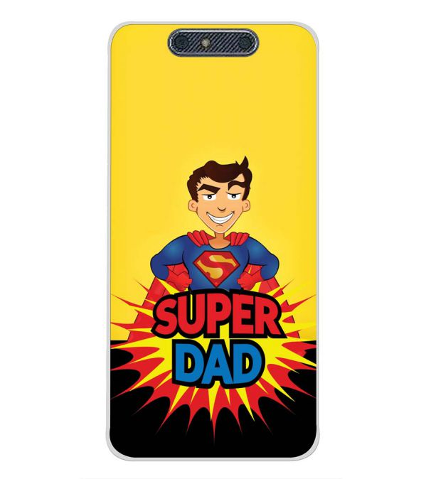 Super Dad Back Cover for Micromax Dual 4 E4816-Image3