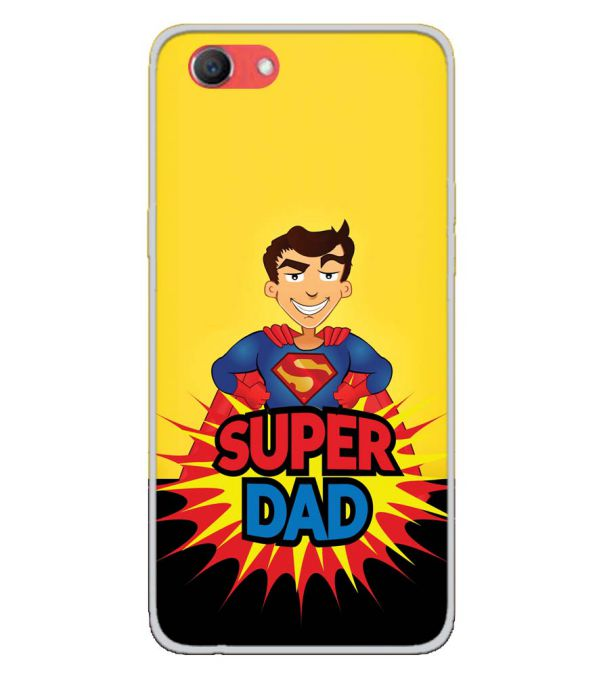 Super Dad Back Cover for Oppo Real Me 1-Image3