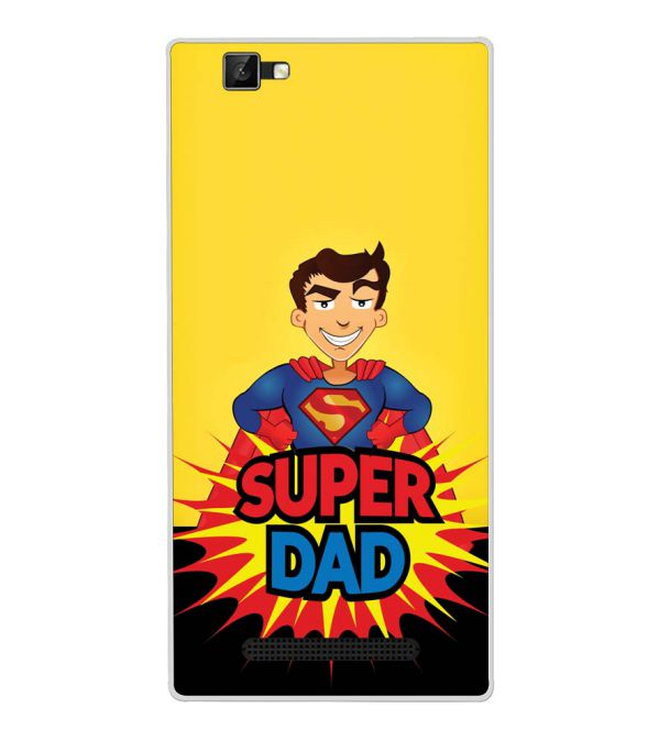 Super Dad Back Cover for Xolo Era 1X Pro-Image3