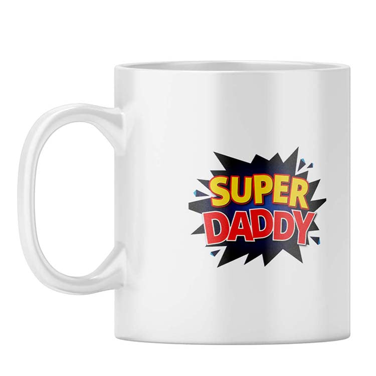 Super Daddy Coffee Mug