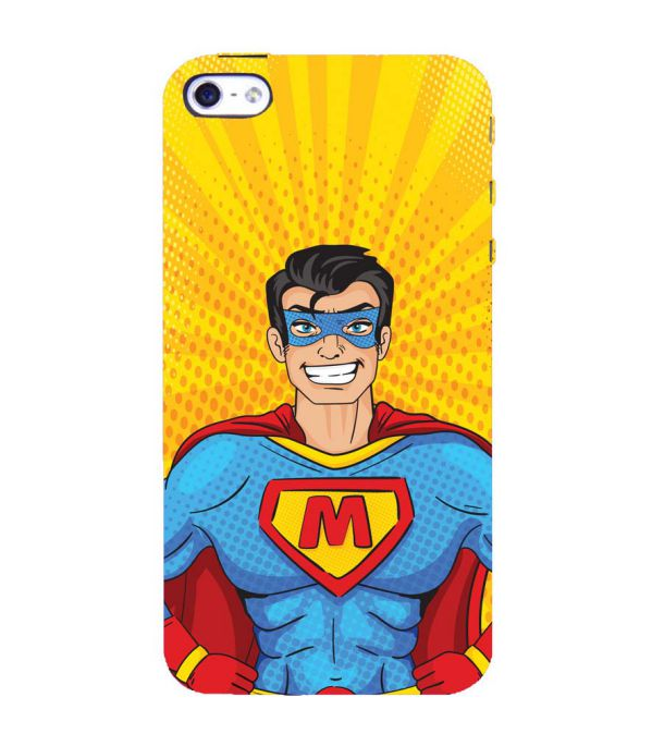Super M Back Cover for Apple iPhone 4 : 4S