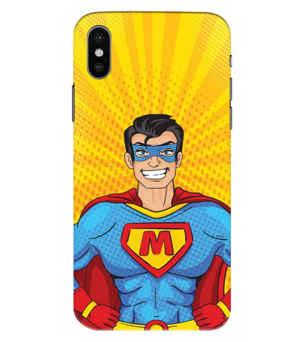 Super M Back Cover for Apple iPhone XS Max (Big 6.5 Inch Screen)