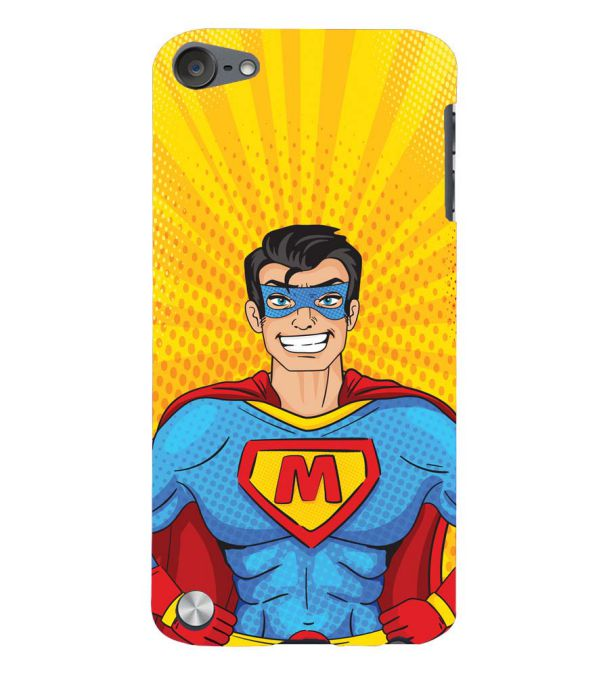 Super M Back Cover for Apple iPod Touch 5