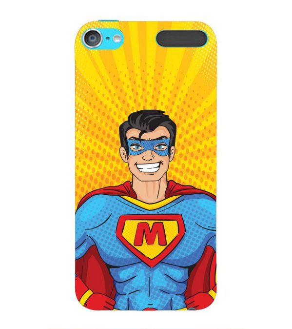 Super M Back Cover for Apple iPod Touch 6