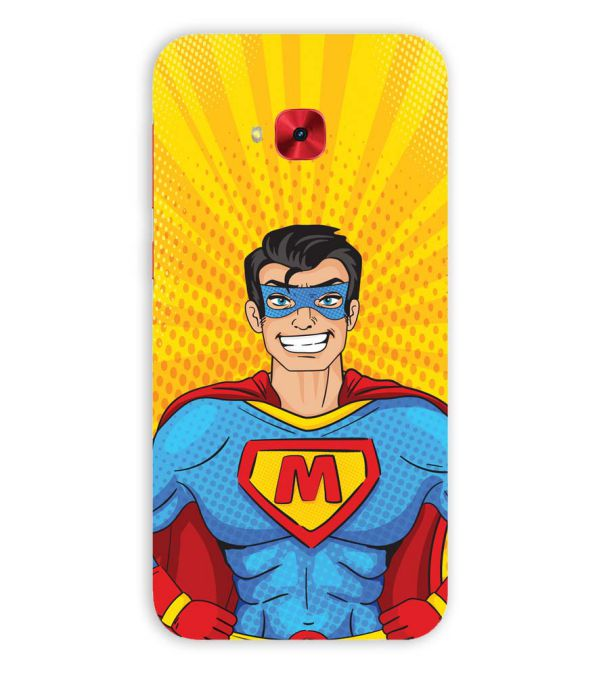 Super M Back Cover for Asus Zenfone 4 Selfie Pro ZD552KL