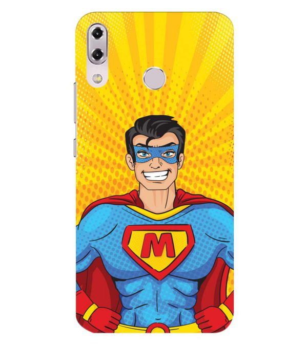 Super M Back Cover for Asus Zenfone 5z ZS620KL