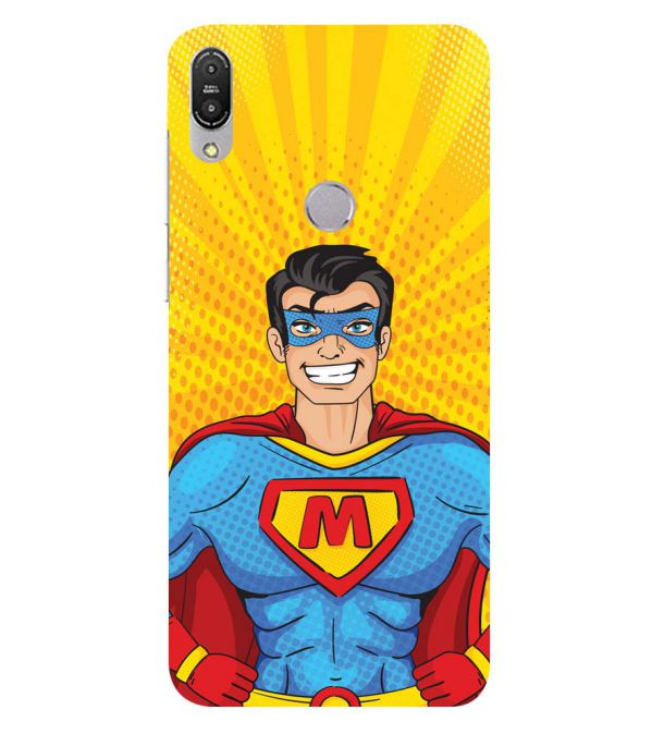 Super M Back Cover for Asus Zenfone Max Pro M1
