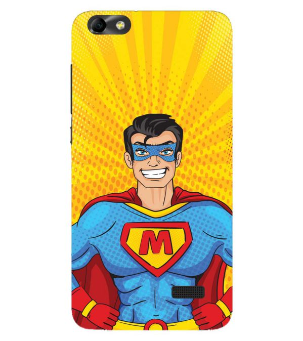 Super M Back Cover for Huawei Honor 4C