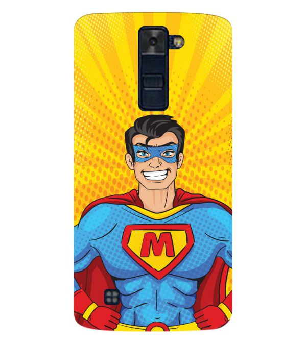 Super M Back Cover for LG K8
