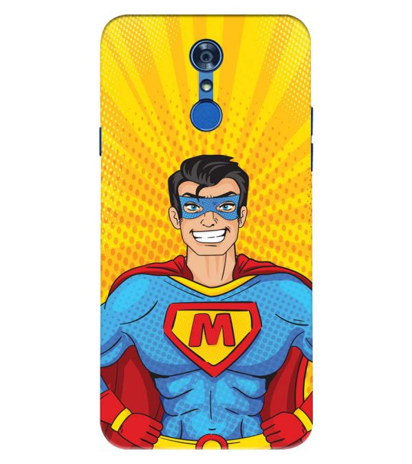 Super M Back Cover for LG Q7