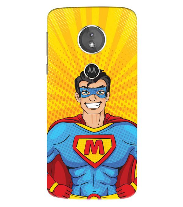 Super M Back Cover for Motorola Moto E5 Play