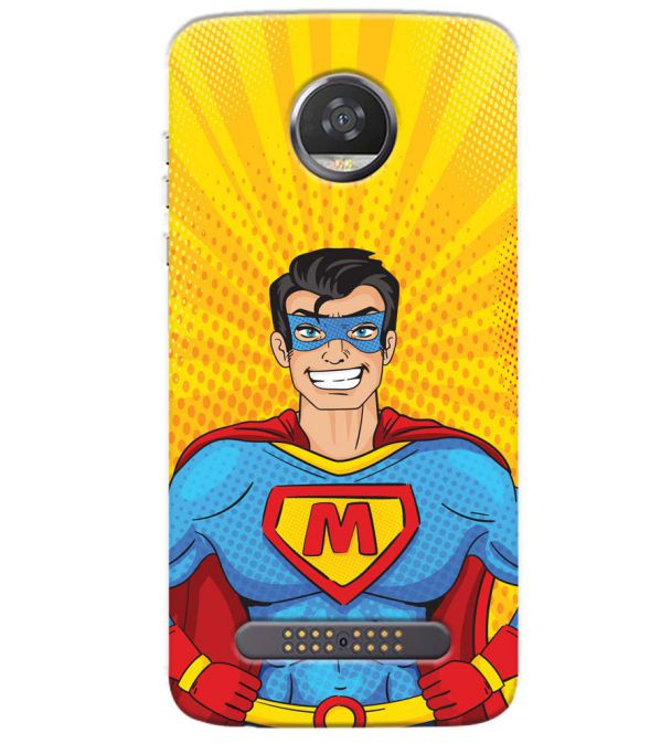 Super M Back Cover for Motorola Moto Z3 Play