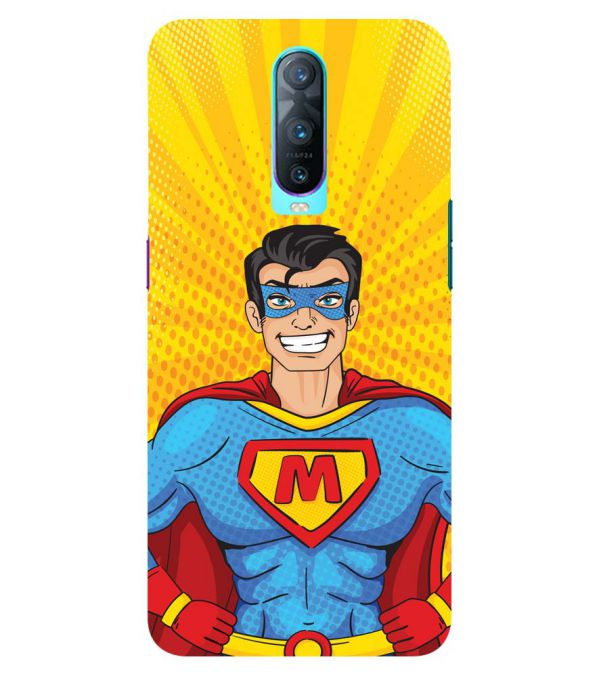 Super M Back Cover for Oppo RX17 Pro