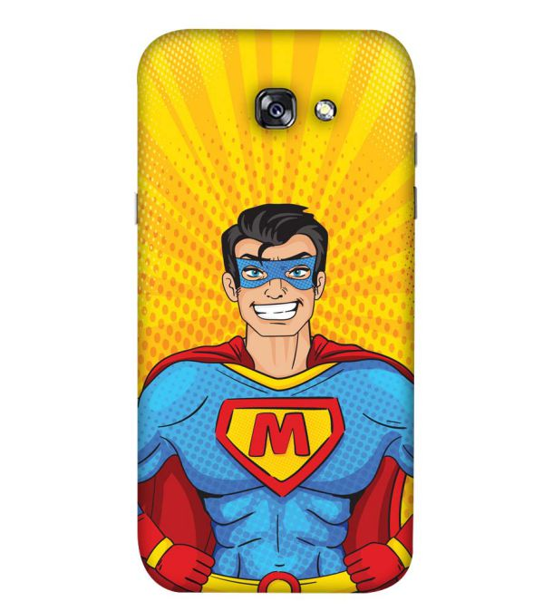 Super M Back Cover for Samsung Galaxy A5 (2017)
