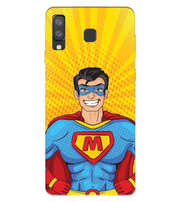 Super M Back Cover for Samsung Galaxy A8 Star