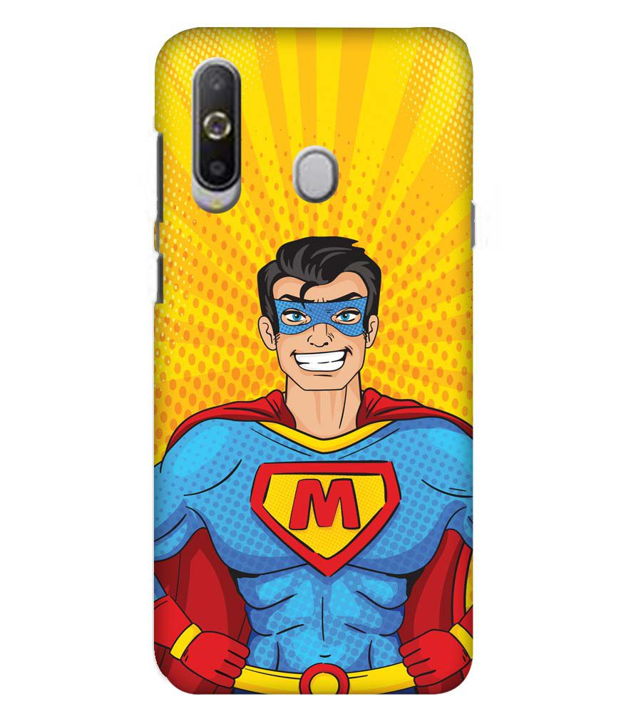 Super M Back Cover for Samsung Galaxy A8s