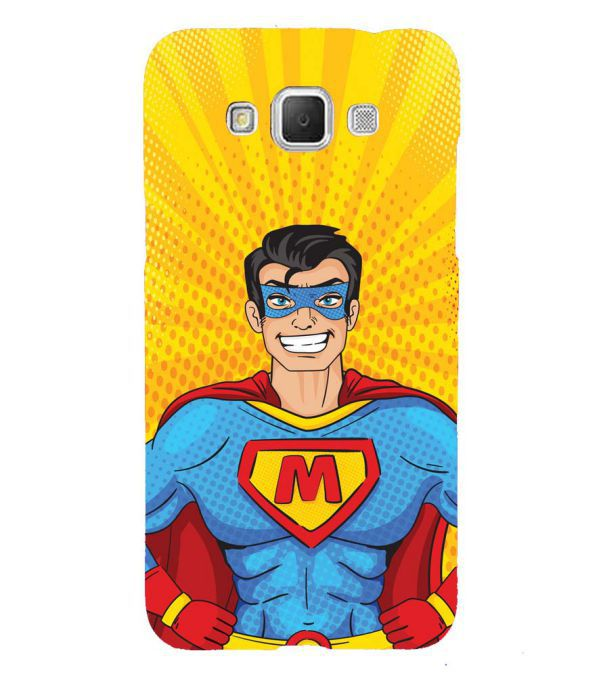 Super M Back Cover for Samsung Galaxy Grand Max G720