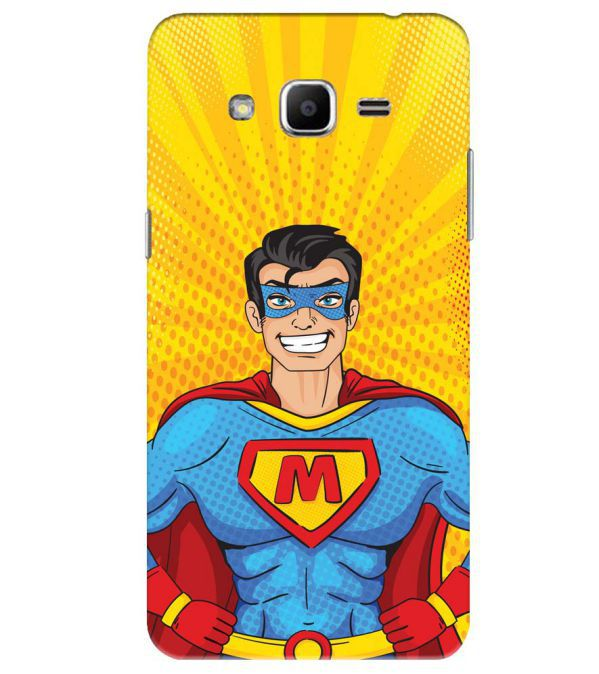 Super M Back Cover for Samsung Galaxy J2 Ace