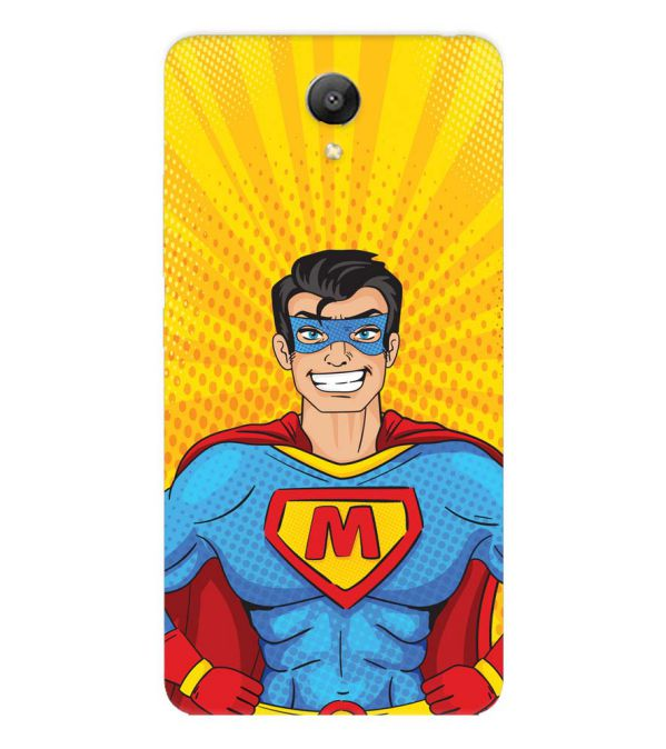 Super M Back Cover for Xiaomi Redmi Note 2