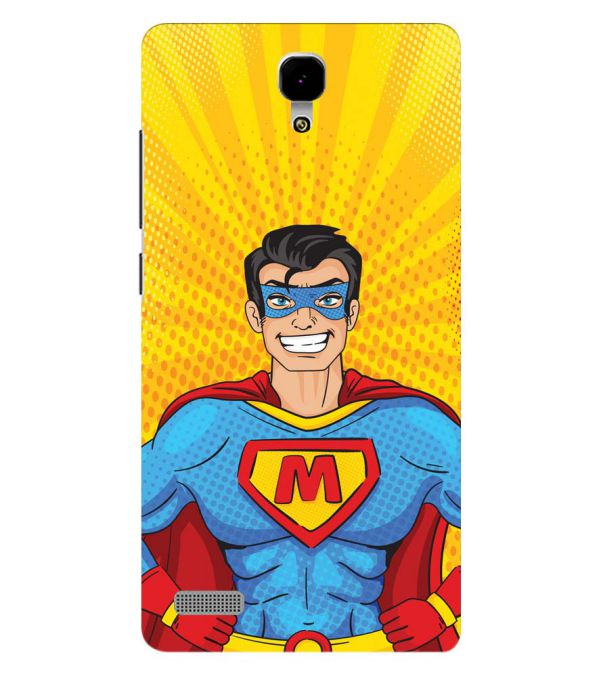 Super M Back Cover for Xiaomi Redmi Note 4G