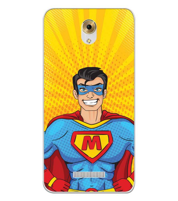 Super M Back Cover for Coolpad Mega 5M