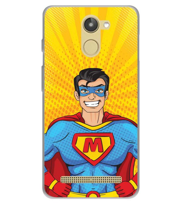 Super M Soft Silicone Back Cover for 10.or D (Tenor D)