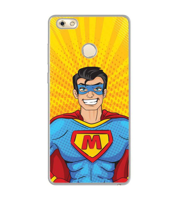Super M Soft Silicone Back Cover for Gionee M7 Power