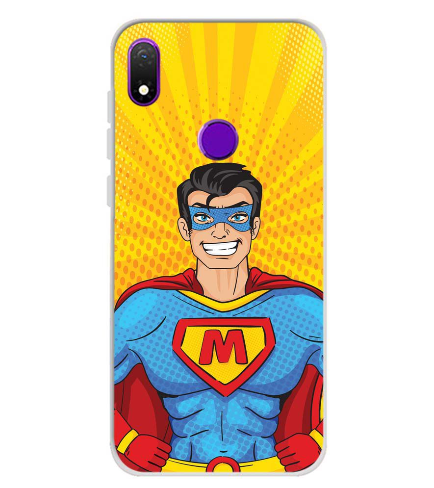Super M Soft Silicone Back Cover for Mobiistar X1 Notch