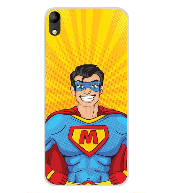 Super M Soft Silicone Back Cover for Mobistar C1